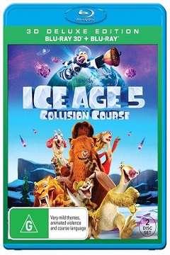 Buz Devri 5: Büyük Çarpışma - 2016 3D BluRay m1080p H-SBS Türkçe Dublaj MKV indir