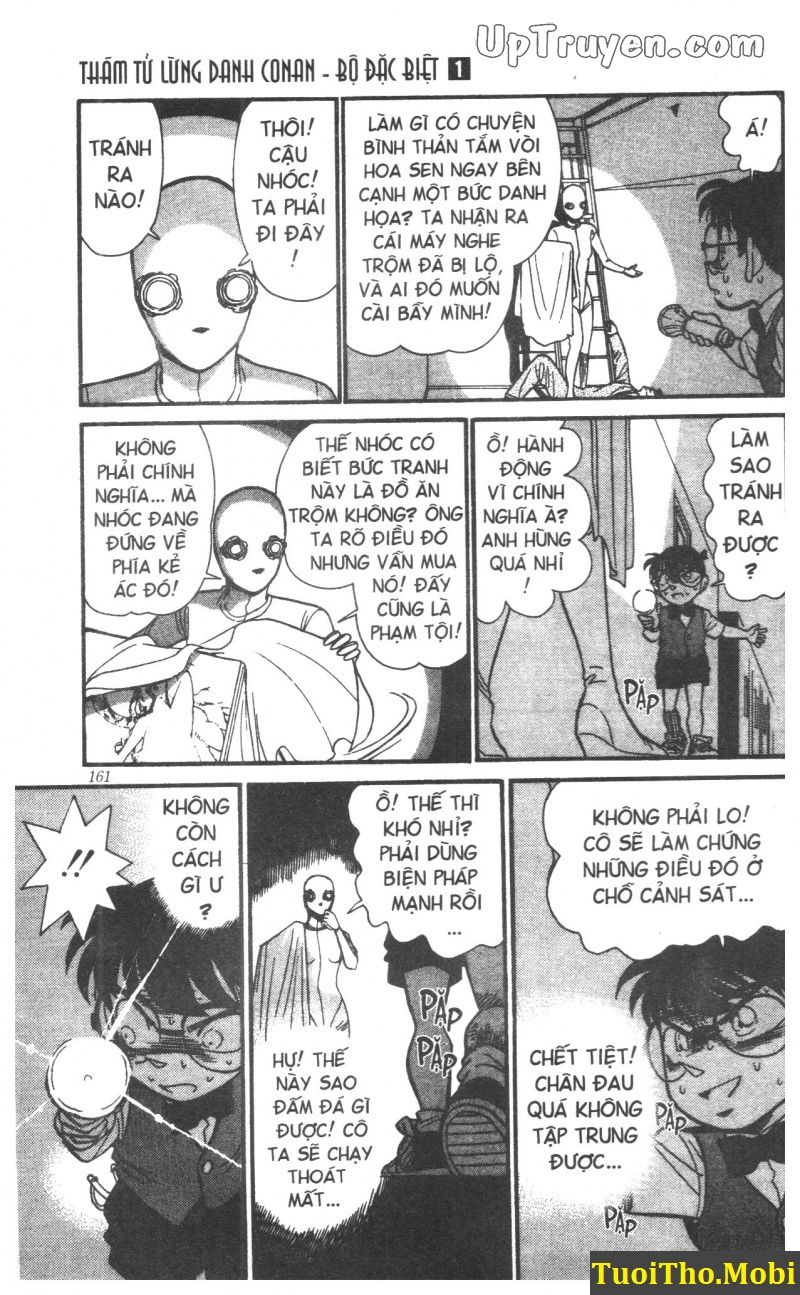 đọc truyện Conan bộ đặc biệt chap 8 trang 18