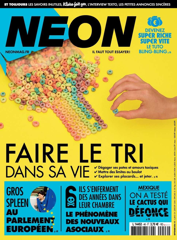Neon 46 - Septembre 2016