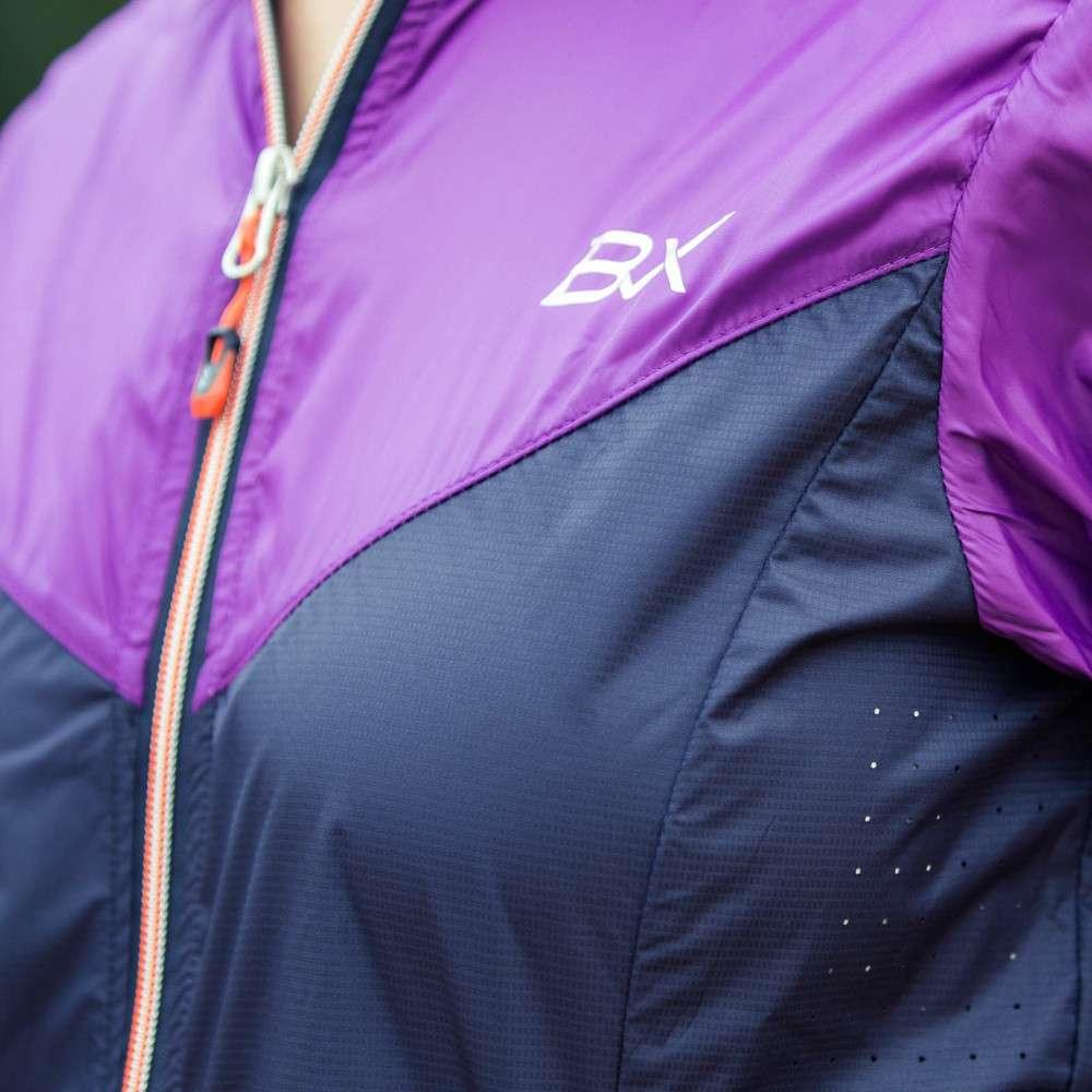 B Vertigo Maxini Women/'s BVX Lightweight Jacket with Detachable Hood