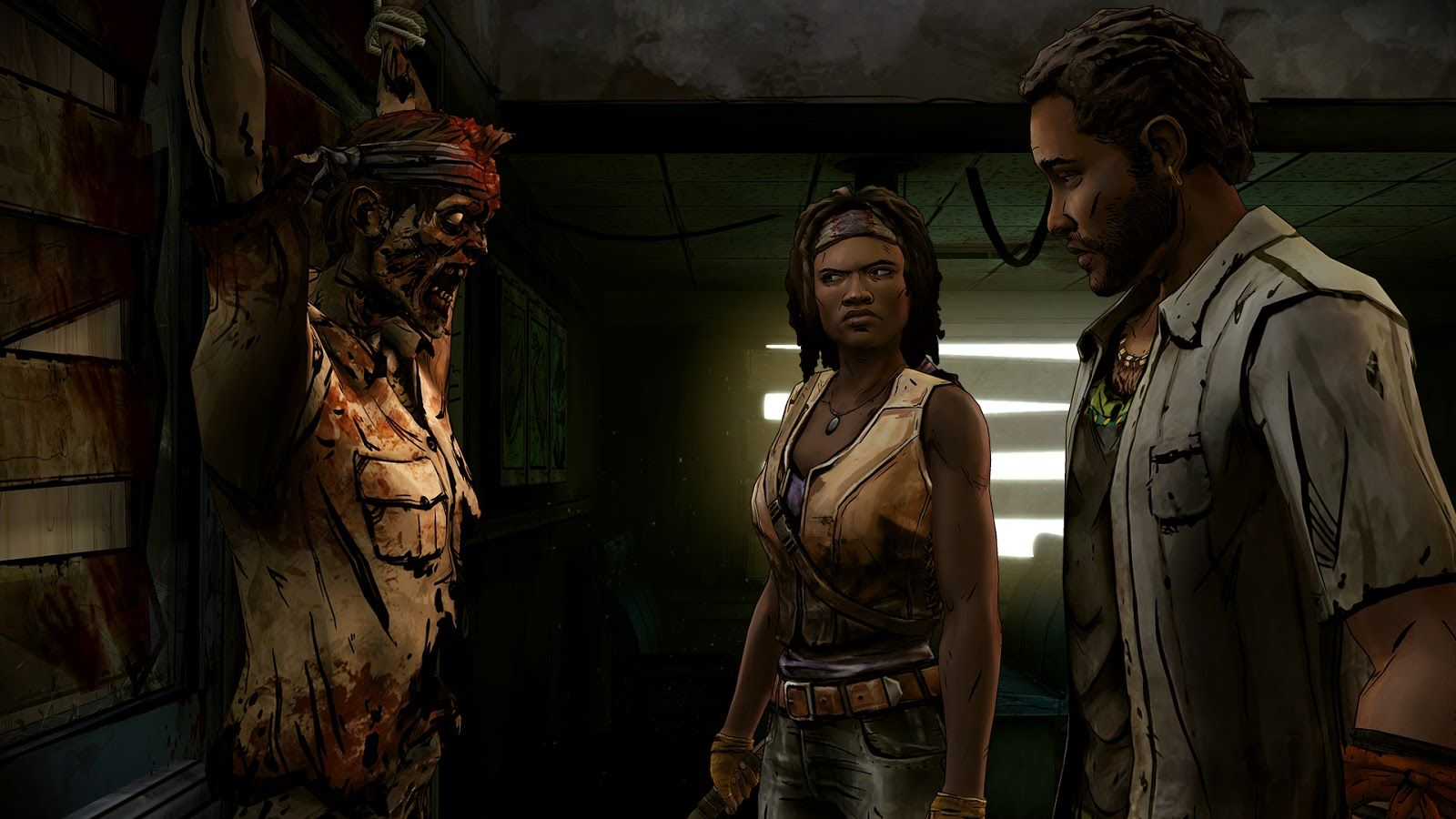 The Walking Dead Michonne Episode 3-CODEX