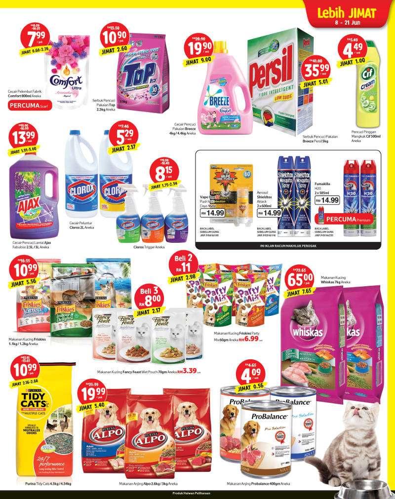 Tesco Malaysia Weekly Catalogue (8 June 2017 - 14 June 2017)