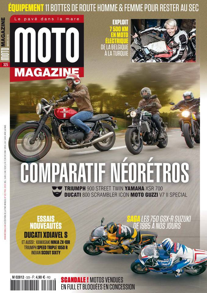 Moto Magazine - Mars 2016