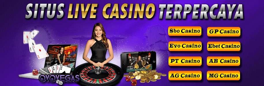 situs live casino terbesar