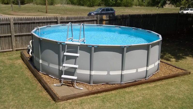 Help With Coleman Power Steel Pool