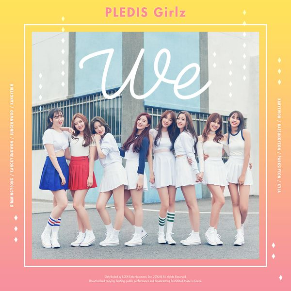 Pledis Girlz - We + MV K2Ost free mp3 download korean song kpop kdrama ost lyric 320 kbps
