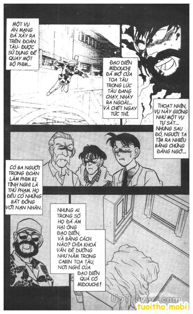 đọc truyện Conan bộ đặc biệt chap 23 trang 22