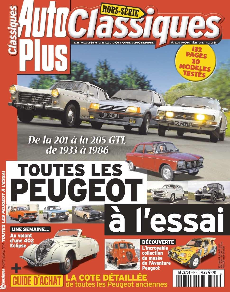 Auto Plus Classiques Hors-Série 4 - 2016