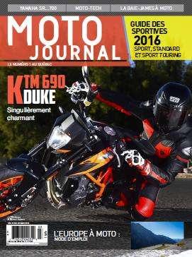 Moto Journal – Mars 2016