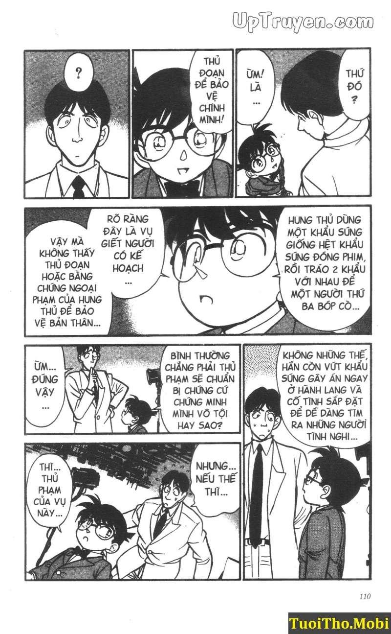 đọc truyện Conan bộ đặc biệt chap 14 trang 19