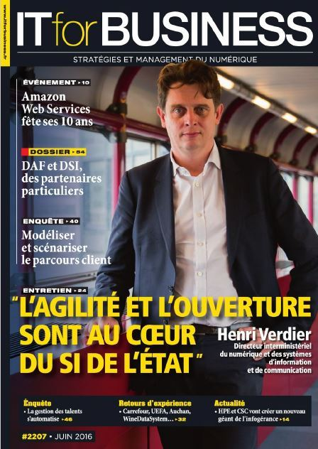 IT for Business 2207 - Juin 2016