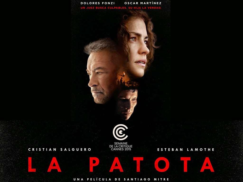 Paulina (La patota) Quad Poster Πόστερ