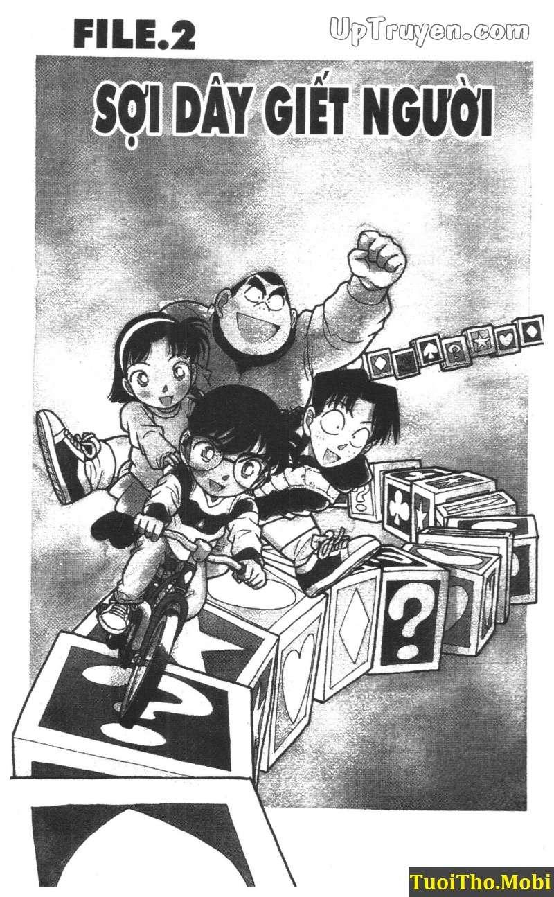 đọc truyện Conan bộ đặc biệt chap 11 trang 0
