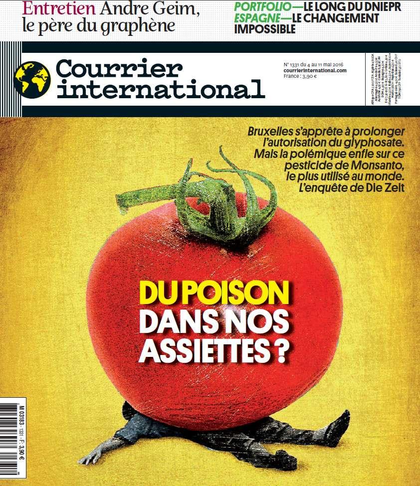 Courrier International 1331 Du 4 au 11 mai 2016