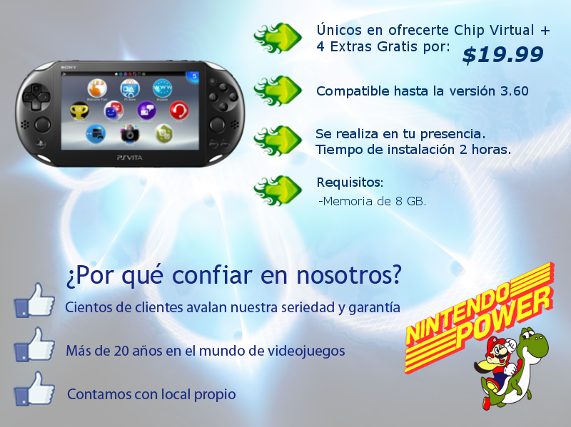 Chip Nintendo 3ds