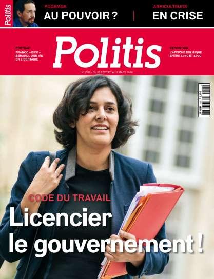 Politis - 25 Février au 2 Mars 2016