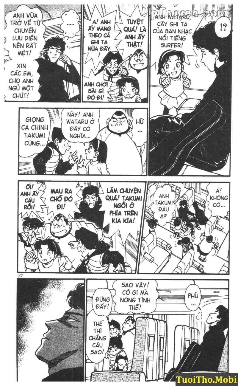 đọc truyện Conan bộ đặc biệt chap 11 trang 2
