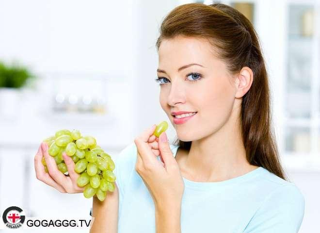 8 მიზეზი, თუ რატომ უნდა ჭამოთ ყურძენი