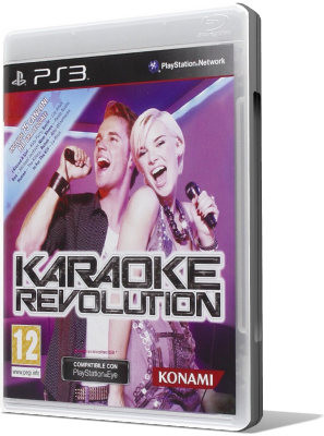 [PS3] Karaoke Revolution (2010) - ENG