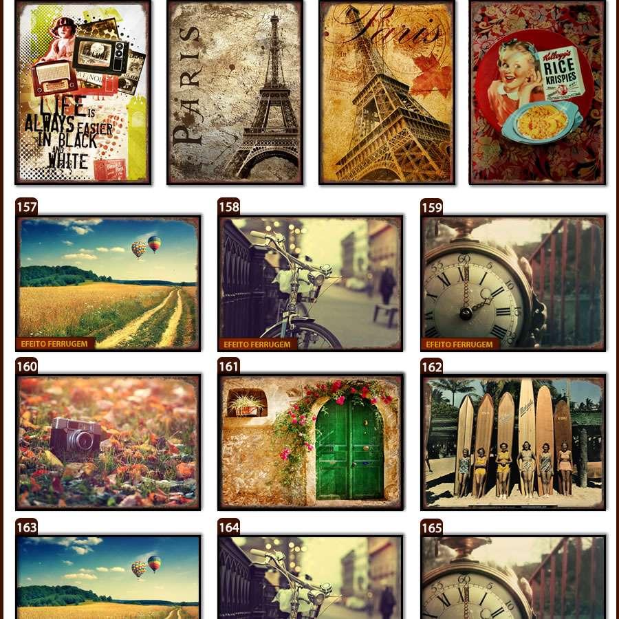 Placas, Vintage, Retro, Cerveja, Decoração, Antigas, MDF, Abstrato, Comida, Jesus Cristo, Bíblico, Fé, Maria, Gatos, Natal, Papai Noel