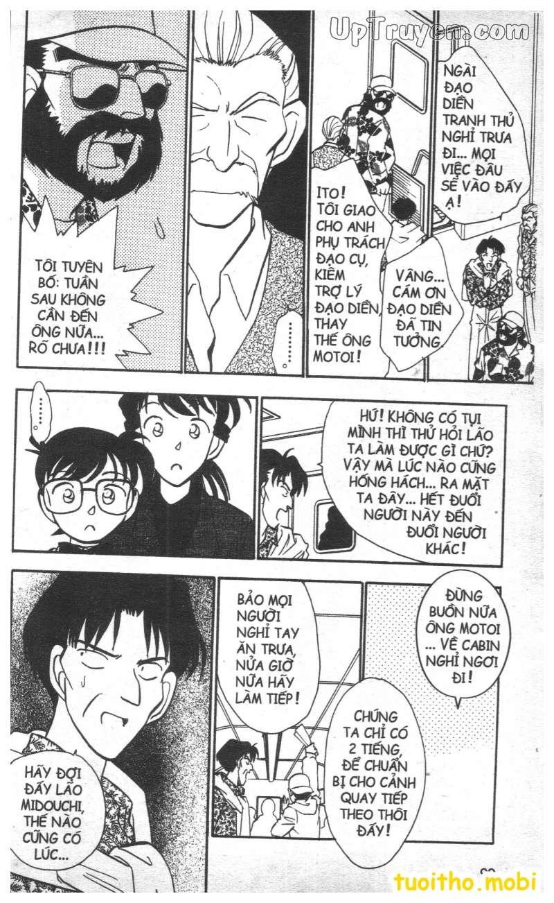 đọc truyện Conan bộ đặc biệt chap 23 trang 6
