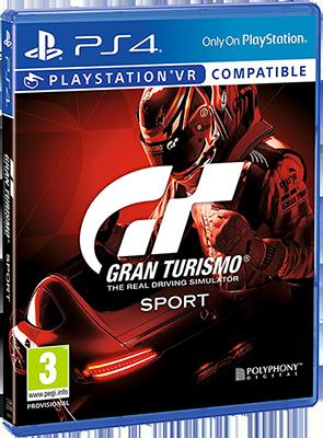 [PS4] Gran Turismo Sport (2017) - SUB ITA