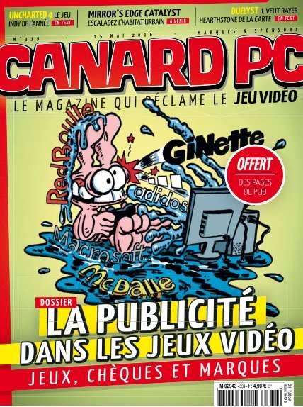 Canard PC - 15 Mai 2016