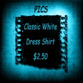 photo ClassicWhiteDressShirt