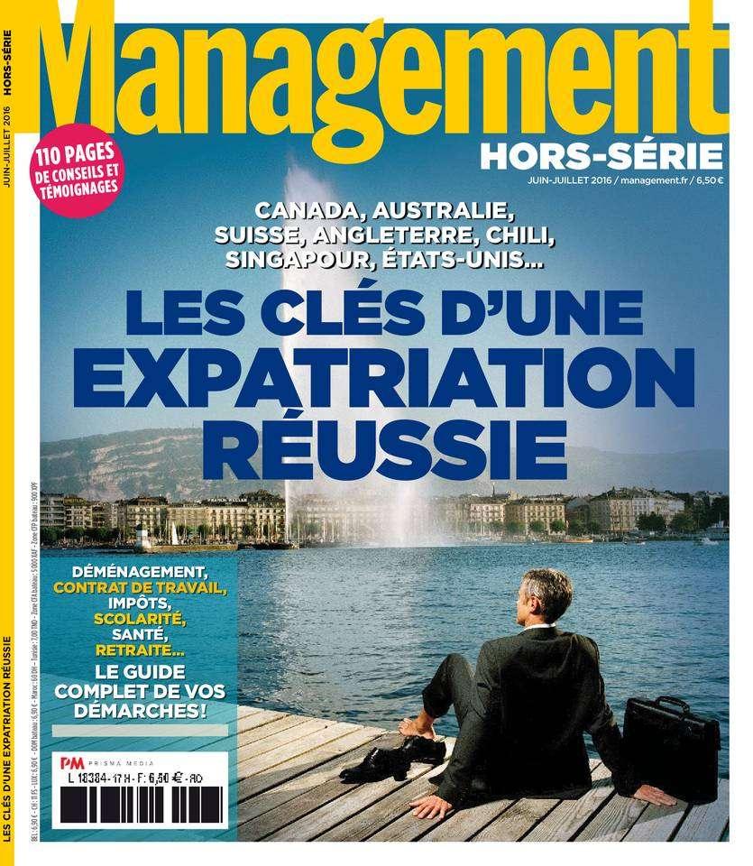 Management Hors-Série 17 - Juin/Juillet 2016
