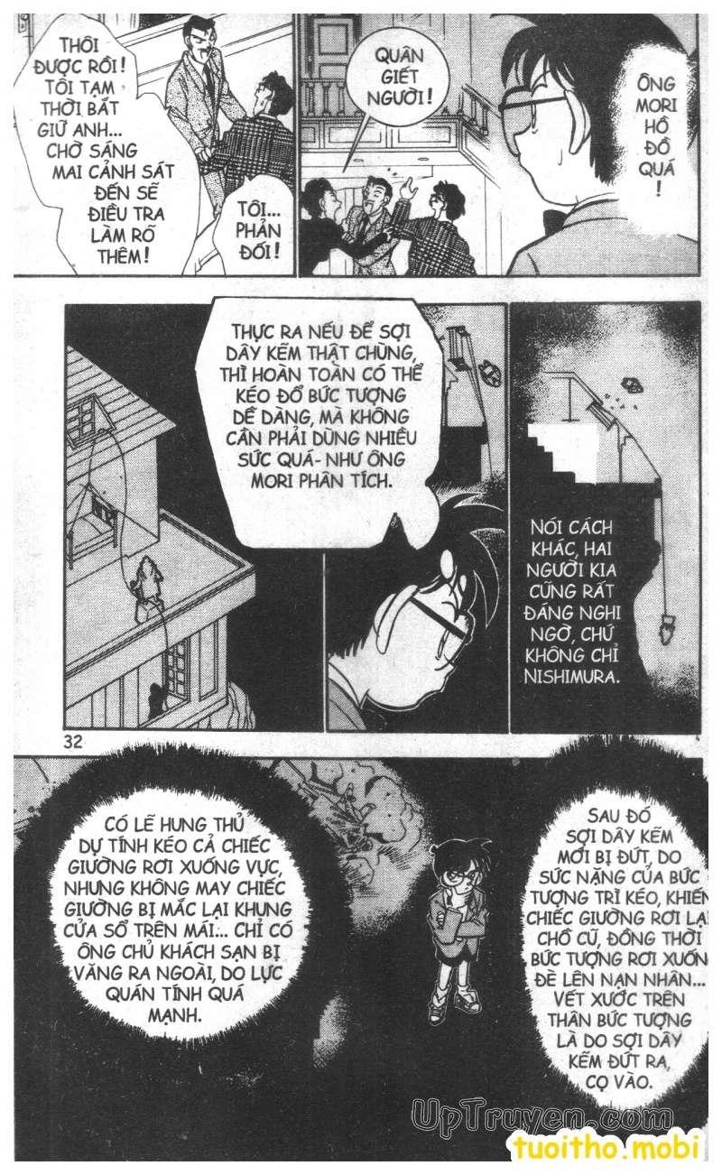 đọc truyện Conan bộ đặc biệt chap 19 trang 11