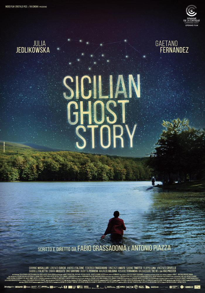 Sicilian Ghost Story Τα Μυστήρια της Σικελίας Πόστερ Poster