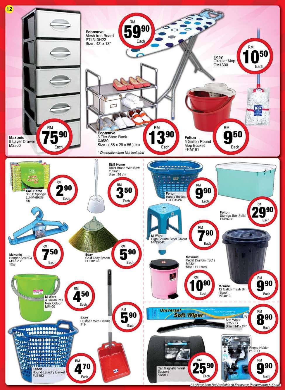 EconSave Catalogue (7 April 2017 - 18 April 2017)