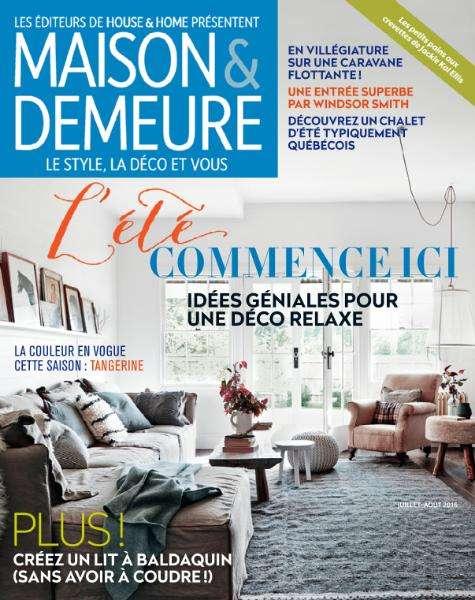 Maison & Demeure - Juillet-Août 2016