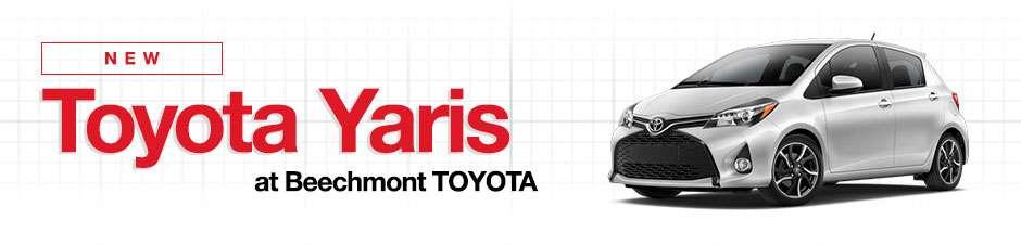 New Toyota Yaris For Sale in Cincinnati, Ohio
