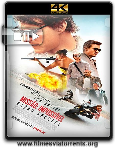 Mission: Impossible - Rogue Nation UltraHD 4k