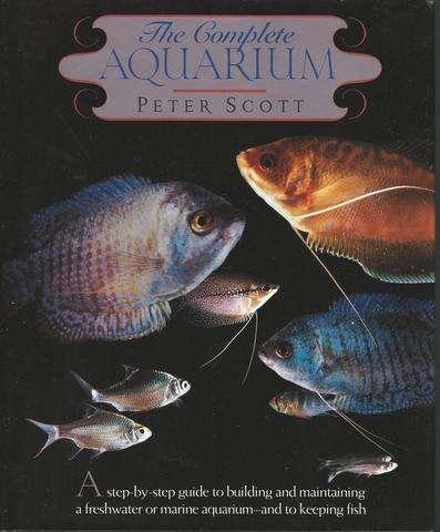 The Complete Aquarium, Peter Scott