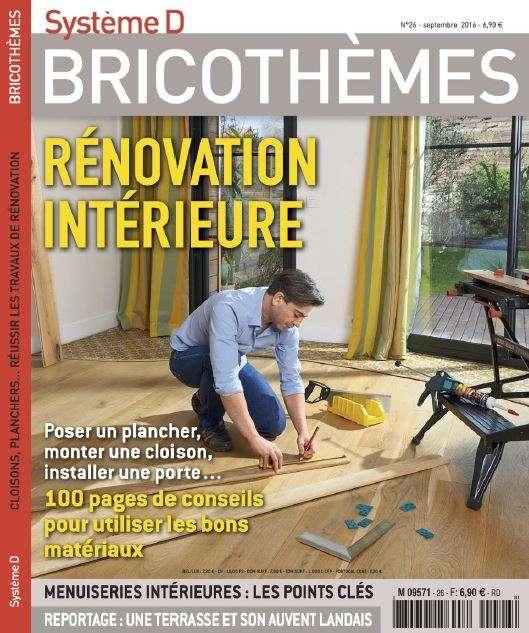 Système D Bricothèmes - Septembre 2016