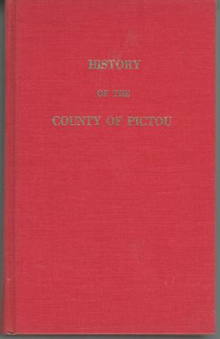 A HISTORY OF THE COUNTY OF PICTOU NOVA