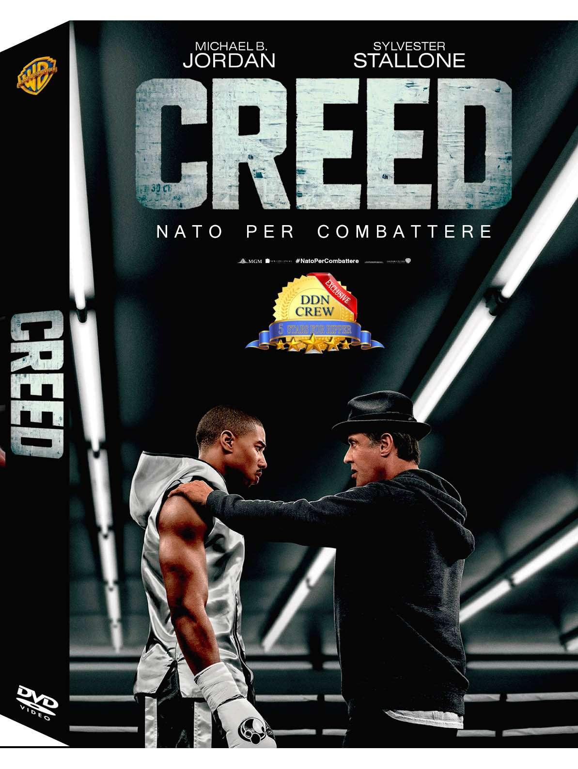 Creed - Nato per combattere (2015) DVD 9 Copia 1:1 ITA ENG MULTI DDL