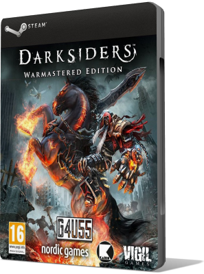 [PC] Darksiders Warmastered Edition - Update 5 (2016) - FULL ITA