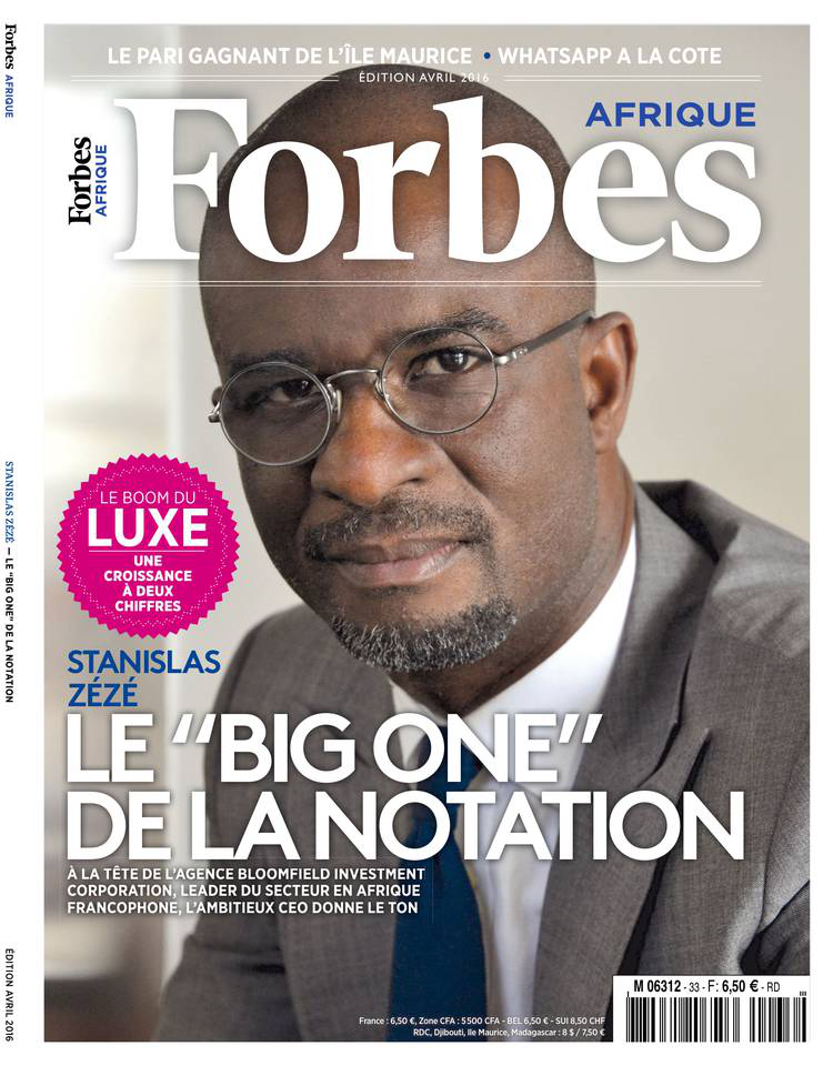 Forbes Afrique - Avril 2016