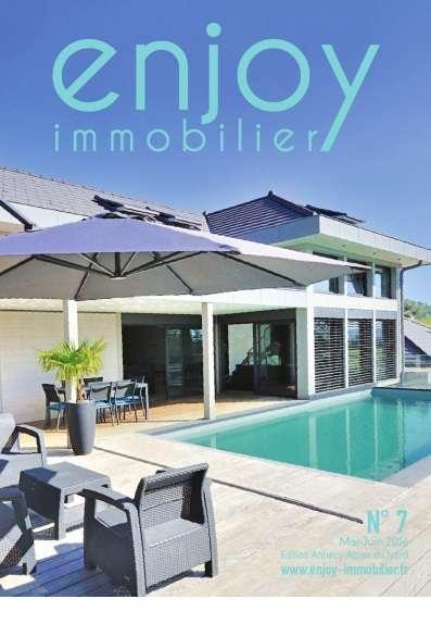 Enjoy Immobilier - Mai/Juin 2016