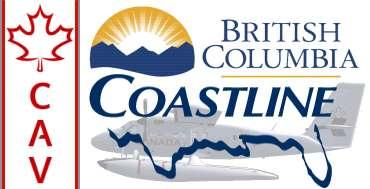 British Columbia Coastline Tour