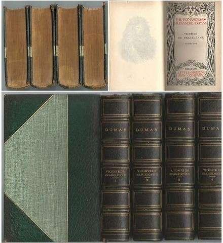 Vicomte De Bragelonne, Alexandre Dumas