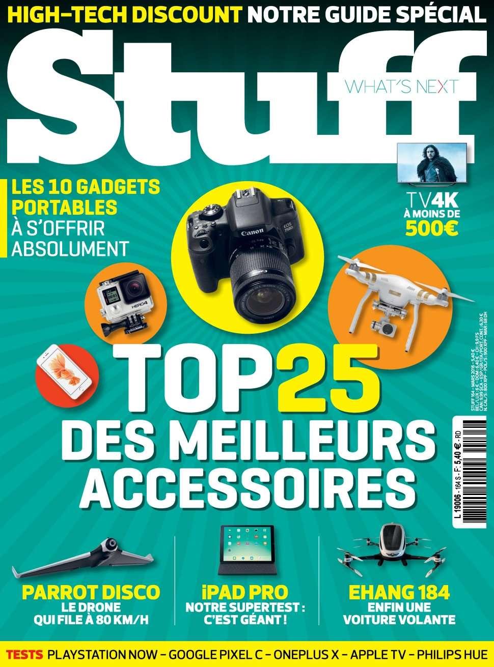 Stuff 164 - Mars 2016
