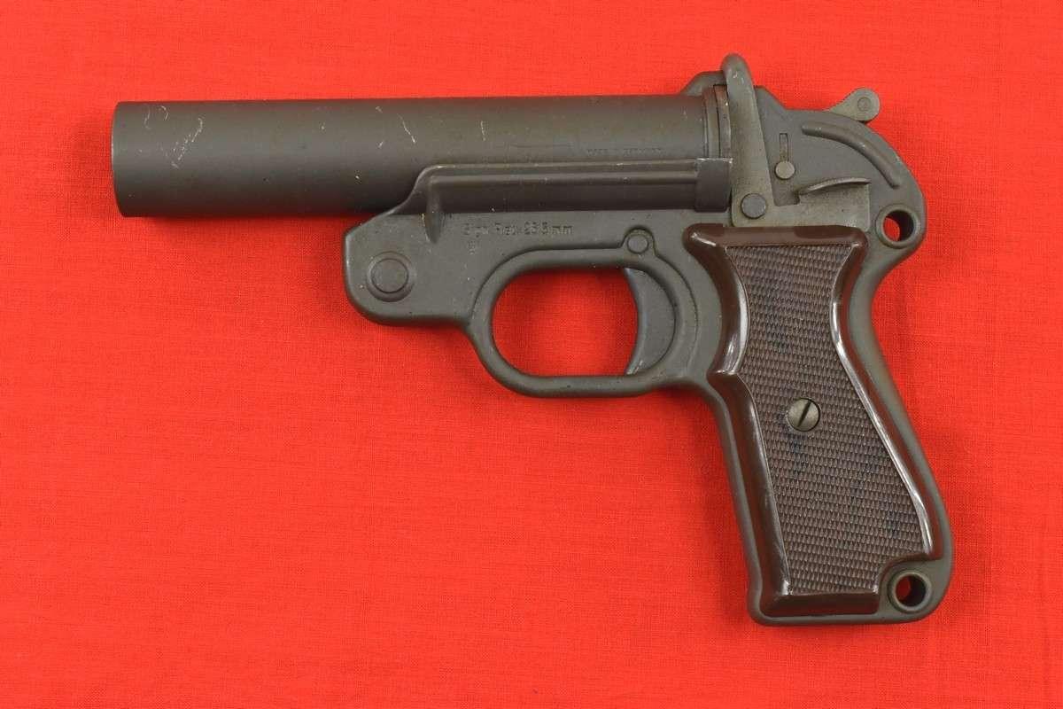 pistolet sygnałowy diana