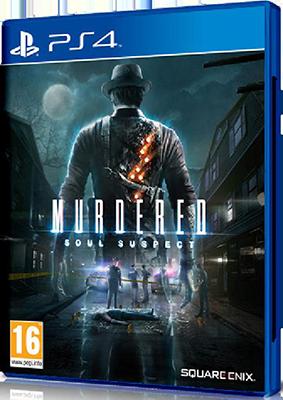 [PS4] Murdered: Soul Suspect (2014) - FULL ITA