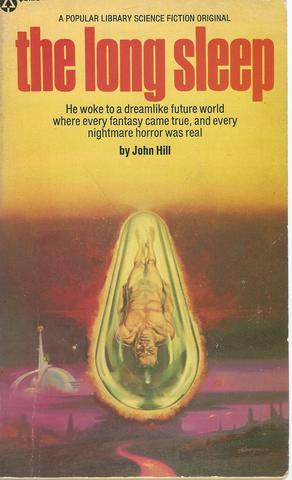 The Long Sleep, John Hill; aka Dean Koontz