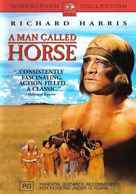 A Man Called Horse (1970) (DVD5) PAL