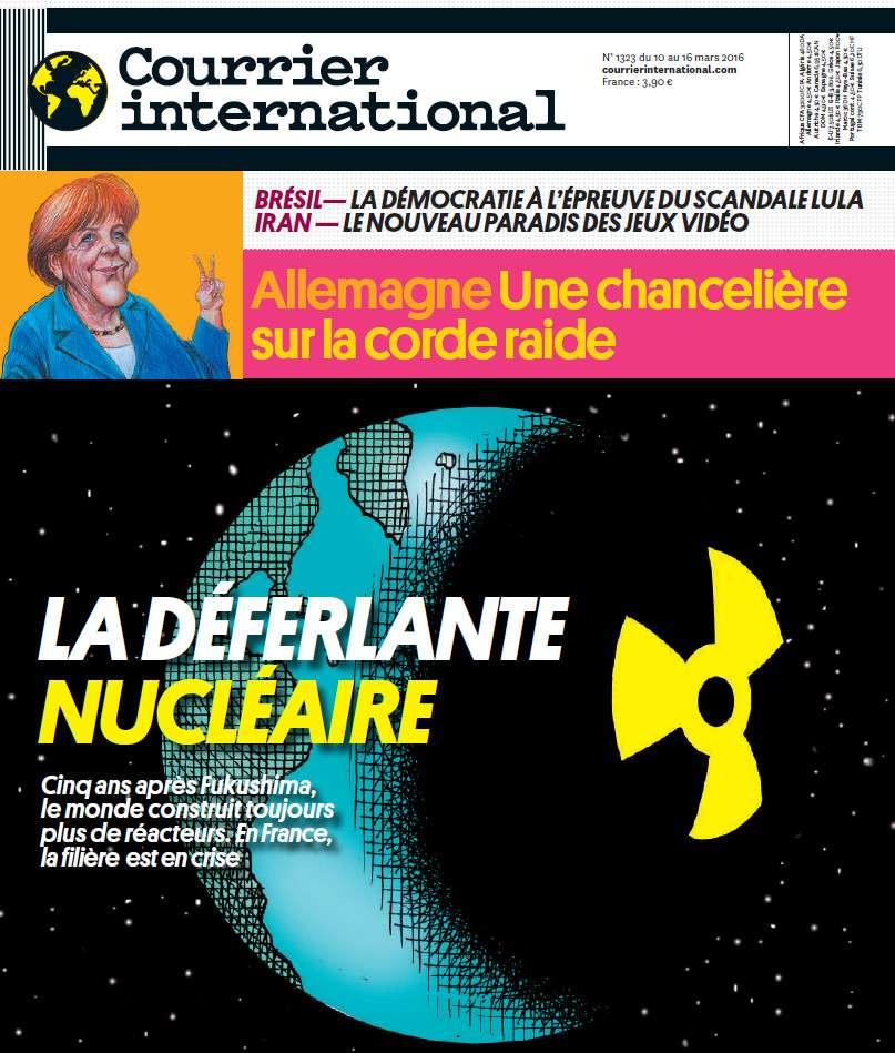 COURRIER INTERNATIONAL 1323 du 10 au 16 Mars 2016